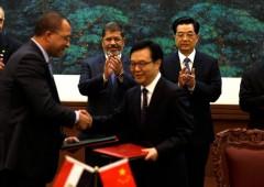 Egitto: la corteggiata centro di interessi di Stati Uniti e Cina