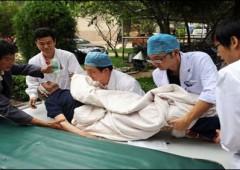 Terremoto in Cina: oltre 43 morti