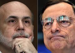 Le 5 differenze tra i nuovi programmi di stimolo Fed e Bce