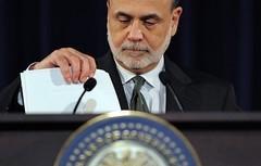 Tornano gli avvoltoi a Wall Street. Ed e' merito di Bernanke