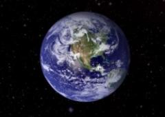 Il suono della Terra dallo Spazio