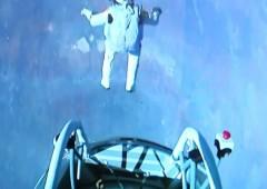 Skydiving supersonico dallo spazio, nuovo record mondiale