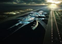 Il prossimo aeroporto londinese? Galleggerà sul Tamigi