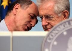Felicità italiana: crollata con il governo Monti