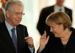 Fonti: Germania vuole che anche Italia chieda aiuti