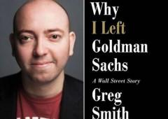 Goldman Sachs: l'inside story di una banca 'tossica'
