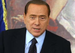 Berlusconi: dal 1994 guadagna 400 mila euro al giorno