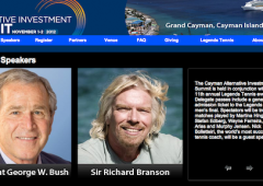 George W. Bush non appoggia Romney ma parla agli evasori fiscali alle Cayman Islands
