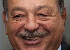 Carlos Slim è l'uomo più ricco della storia
