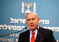 """Israele all'Iran: Netanyahu, pronti a """"schiacciare il bottone"""" se necessario"""