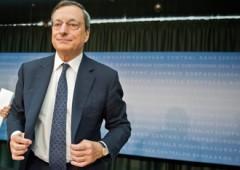 """Draghi: """"Crisi incomincia a farsi sentire anche in Germania"""""""