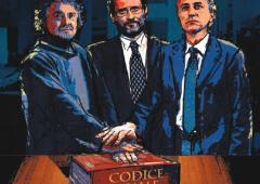 Sta nascendo una nuova forza politica: il polo giustizialista