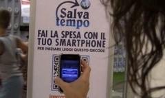 Addio al supermercato (o quasi): la spesa si fa con lo smartphone