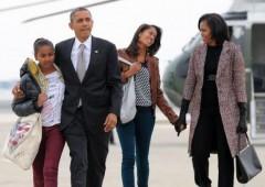 Vuoi comprare casa vicino agli Obama? Terreno in vendita