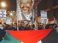Arafat avvelenato? Rischia di scoppiare la guerra