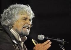 """Grillo: """"Siamo la prima forza politica italiana"""""""