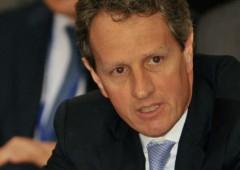 """Geithner: """"Alziamo il tetto del debito Usa all'infinito"""""""