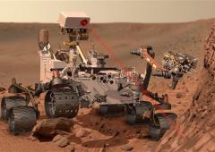 "Marte: nuova scoperta ""storica"" di Curiosity"