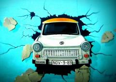 Le auto dell'Est prima della caduta del Muro