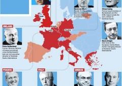 Con la Bank of England il dominio di Goldman Sachs in Europa sarà completato