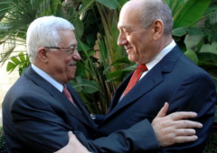 Stato Palestina: Ue spaccata, mentre persino ex premier Israele Olmert è a favore