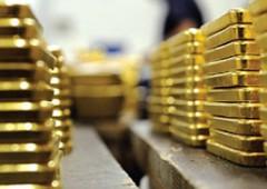 Oro perde $25 in un minuto