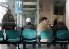 Pensioni: da gennaio crescono del 3%