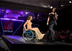 Modelle & Rotelle, le ragazze in carrozzina sfilano per l'alta moda