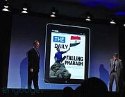 Flop The Daily, chiude il primo quotidiano per i tablet