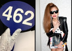 Lady Gaga compra i vestiti di Michael Jackson
