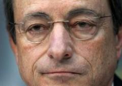 Euro: Draghi ammette carenza di democrazia