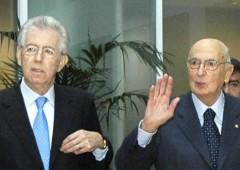 E' crisi di governo. Monti si dimetterà. Elezioni il 24 febbraio