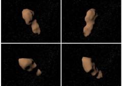Il 12 12 12 un asteroide passerà vicino alla Terra
