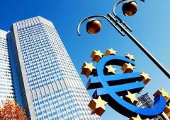 Bce: economia Eurozona sarà peggiore del previsto