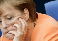 Merkel: Europa deve ripensare il suo modello economico