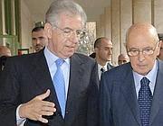 """""""Italia per Monti"""", primi simboli lista premier"""
