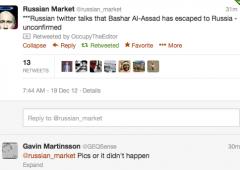 Siria: presidente Assad in fuga verso la Russia?
