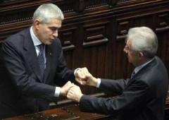 Sondaggi: lista Monti otterrebbe più del 15% dei voti