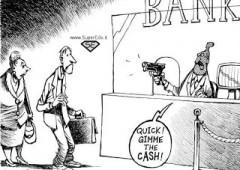 Ecco perché le banche vogliono il nostro contante