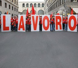 Disoccupazione record Ue, giovanile Italia oltre 37%