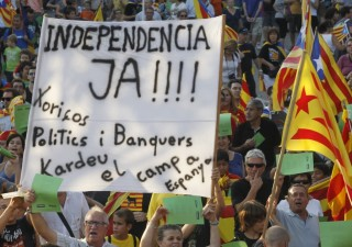 Catalogna minaccia Spagna: indipendenti senza passare da referendum