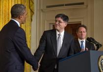 Usa: Jack Lew nuovo segretario al Tesoro