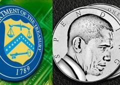 Debito Usa: abortita la moneta di platino da 1 trilione di dollari