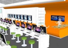 Ecco BiblioTech, la biblioteca senza libri, solo e-book, e-reader, computer e tablet
