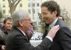 Al via l'ultimo Eurogruppo presieduto da Juncker