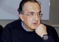 """Auto: Marchionne rimprovera rivali Ue, """"rischio implosione"""""""