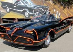 Asta record per la prima Batmobile: venduta per 3,4 milioni di euro