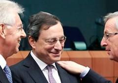 """Mps, Monti: """"Il Pd c'entra"""". La Banca d'Italia (epoca Draghi) è responsabile?"""