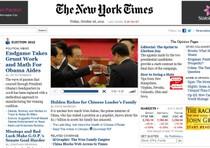 New York Times: attacchi dagli hacker cinesi