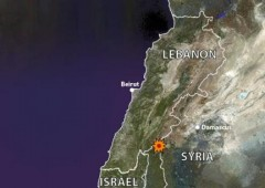Israele ha bombardato la Siria